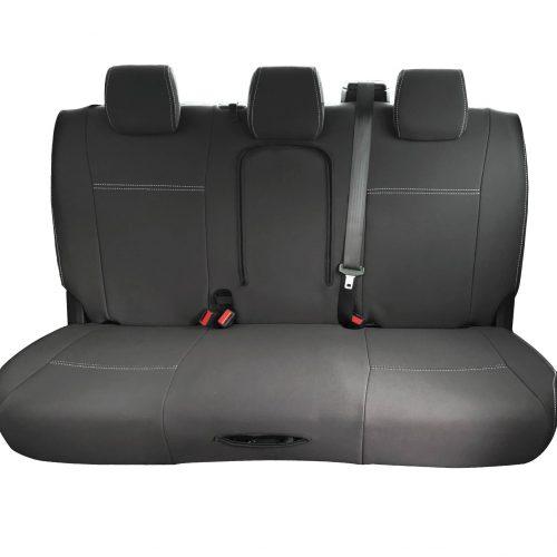 Custom Fit, waterproof, neoprene Mazda BT-50 UR REAR Seat Cover.