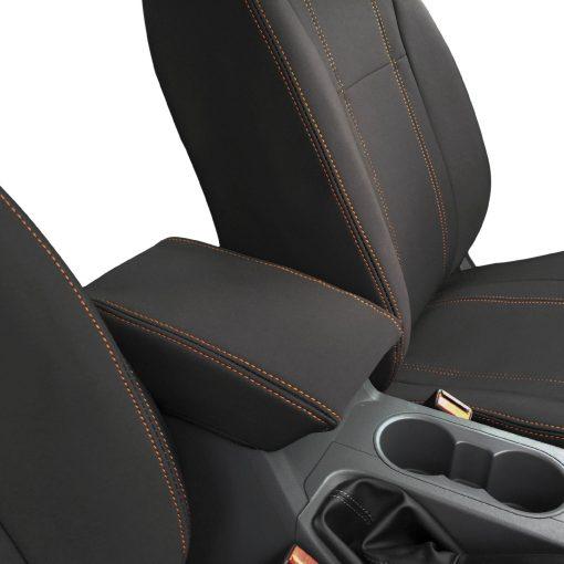 Custom Fit, waterproof, neoprene Mazda BT-50-UR CONSOLE Lid Cover (PRIX Edition).