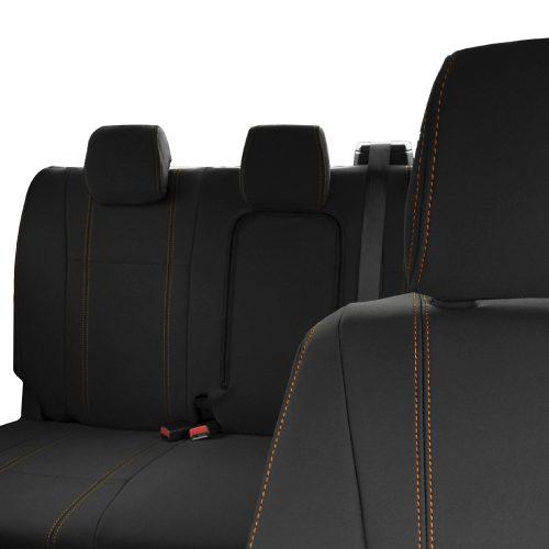 Custom Fit, waterproof, Neoprene Mazda BT-50 UR FRONT & REAR Seat Covers (PRIX Edition).