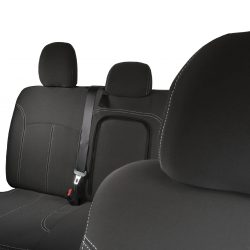 Custom Fit, Waterproof, Neoprene Mitsubishi Triton MQ FULL-BACK Front & REAR Seat Covers.