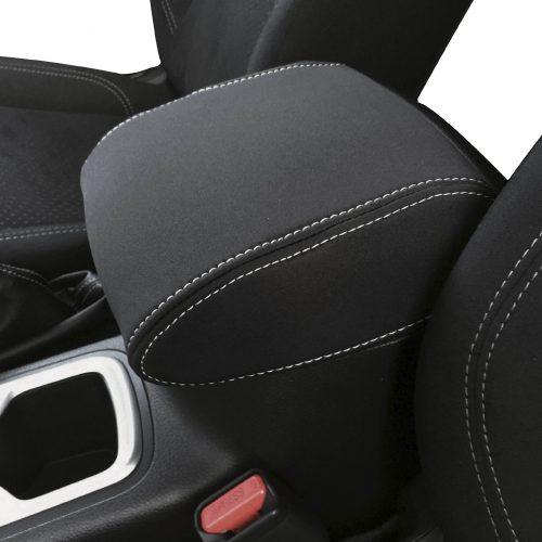Custom Fit, Waterproof, Neoprene Nissan Navara NP300 D23 CONSOLE Lid Covers.
