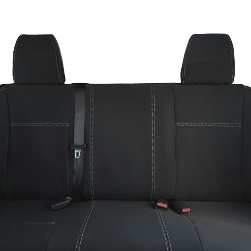 Custom Fit, Waterproof, Neoprene Nissan Navara NP300 D23 REAR Seat Cover.