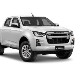 D-Max RG (July 20 - Now)