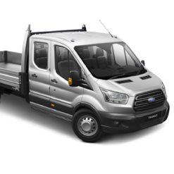 Transit VO, Custom - Double Cab, Van