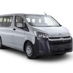 HiAce Commuter Bus H300