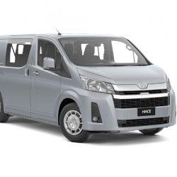 HiAce Crew Van H300
