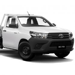 Hilux Mk.8 Single Cab