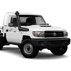 LandCruiser Single Cab J79
