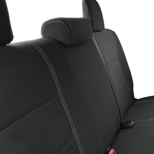 Custom Fit, Waterproof, Neoprene Toyota Hilux MK.8 Workmate REAR Seat Cover.