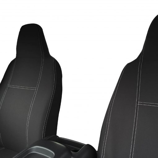 Custom Fit, waterproof, Neoprene Toyota Hiace H200 FULL-BACK Front Seat Covers.