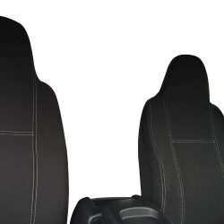 Custom Fit, waterproof, Neoprene Toyota Hiace H200 FRONT Seat Covers.