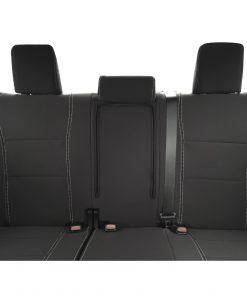 Custom Fit, waterproof, Neoprene Toyota Hilux MK.8 SR SR5 REAR Seat Covers.