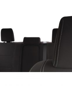 Custom Fit, waterproof, Neoprene Toyota Hilux MK.8 SR SR5 FULL-BACK Front & REAR Seat Covers.