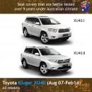 dingotrails.com.au Toyota Kluger XU40 Neoprene Seat Covers (TK07)a-01