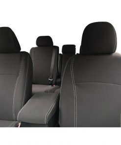 Custom Fit, Waterproof, Neoprene Toyota Kluger XU40 FRONT & REAR Seat Covers.