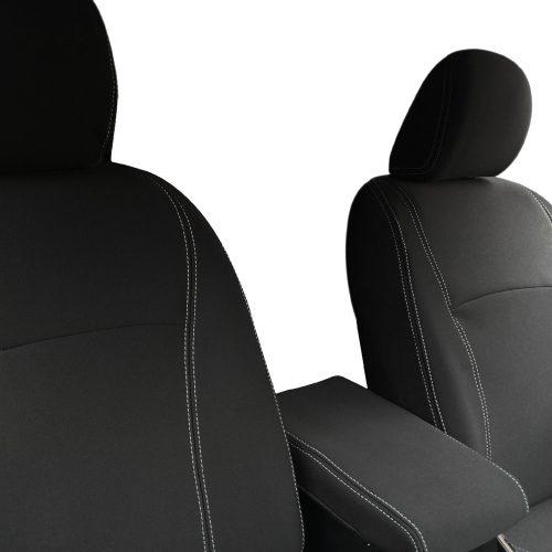 Custom Fit, Waterproof, Neoprene Toyota Kluger XU40 FULL-BACK Front & Rear Seat Covers.