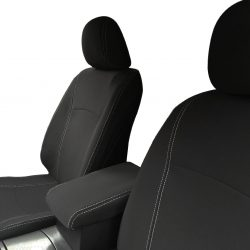 Custom Fit, Waterproof, Neoprene Toyota Kluger XU40 FRONT Seat Covers.