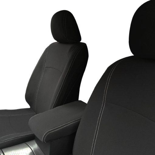 Custom Fit, Waterproof, Neoprene Toyota Kluger XU40 FRONT Seat Covers.