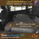 dingotrails.com.au Toyota LandCruiser J200 LC200 – GX GXL Neoprene Seat Covers (TLC07G)L2-01