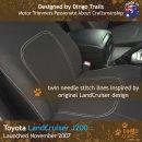 dingotrails.com.au Toyota LandCruiser J200 LC200 – GX GXL Neoprene Seat Covers (TLC07G)c-01
