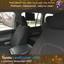 dingotrails.com.au Toyota LandCruiser J200 LC200 – GX GXL Neoprene Seat Covers (TLC07G)h1-01