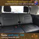 dingotrails.com.au Toyota LandCruiser J200 LC200 – GX GXL Neoprene Seat Covers (TLC07G)x1a-01
