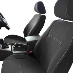Custom Fit, Waterproof, Neoprene Volkswagen Amarok 2H FULL-BACK Front Seat Covers.