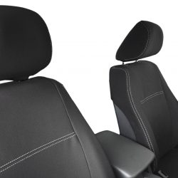 Custom Fit, Waterproof, Neoprene Volkswagen Amarok 2H FRONT & REAR Seat Covers.
