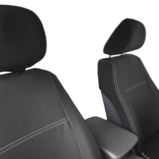 Custom Fit, Waterproof, Neoprene Volkswagen Amarok 2H FRONT & REAR Seat Covers.