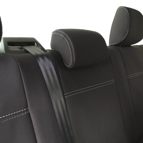 Custom Fit, Waterproof, Neoprene Volkswagen Amarok 2H REAR Seat Cover.