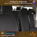 dingotrails.com.au Volkswagen Transporter T5 T6 Neoprene Seat Covers (VTP04BE)b-01