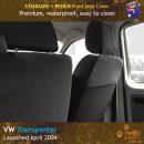 dingotrails.com.au Volkswagen Transporter T5 T6 Neoprene Seat Covers (VTP04BE)g-01