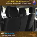 dingotrails.com.au Volkswagen Transporter T5 T6 Neoprene Seat Covers (VTP04BE)i-01