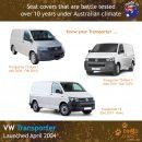 dingotrails.com.au Volkswagen Transporter T5 T6 Neoprene Seat Covers (VTP04)a-01