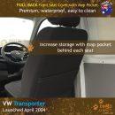 dingotrails.com.au Volkswagen Transporter T5 T6 Neoprene Seat Covers (VTP04)j-01