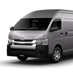 HiAce H200 (Mar 05 - Apr 19)