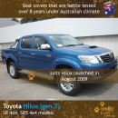 Toyota Hilux Neoprene Seat Covers (TH09)aF-01