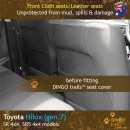 Toyota Hilux Neoprene Seat Covers (TH09)k-01