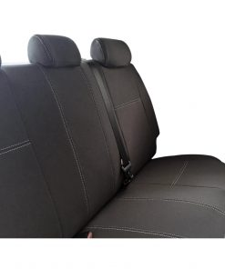 Custom Fit, Waterproof, Neoprene Toyota Hilux MK.7 - Sports, WorkMate, SR, SR5 REAR Seat Cover.