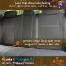Toyota Hilux Neoprene Seat Covers (TH05)n-01