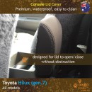 Toyota Hilux Neoprene Seat Covers (TH05)w-01