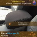 Toyota Hilux Neoprene Seat Covers (TH05)y-01